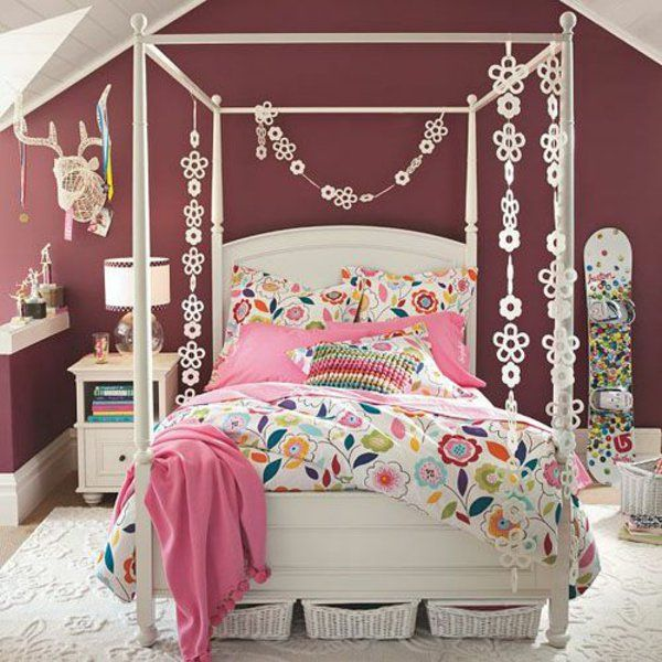 Teenage Girls Bedroom Decorating Ideas Interior Design Your Bedroom Is The Place You Came To After You Had A Bad Day Or A Very Tiring One