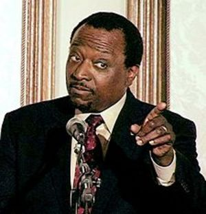"Alan Keyes: ""Barack Obama Will Destroy This Country.  Stop Barack Obama or America Will Cease to Exist."" If you don't like Alan Keyes or don't agree with him, you must be racist."
