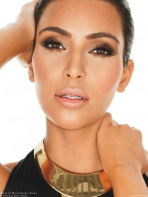 Kim looks so fab! Check out how to get her signature look and the product she must have to achieve it!