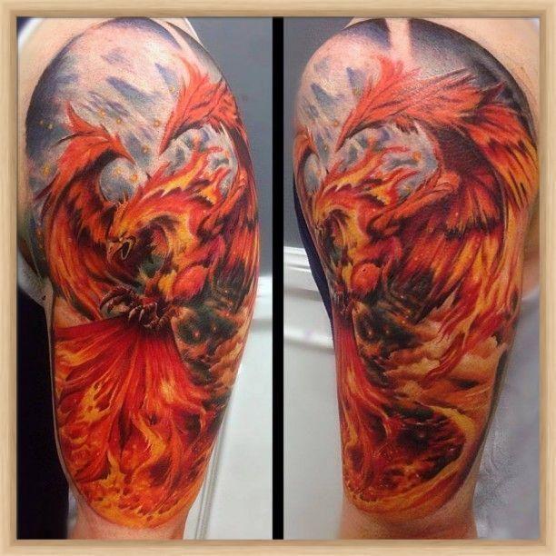 Motif De Tatouage Phoenix Coiffure Coiffure Motif Phoenix Tatouage Https A Agriculturco Tk P 7733 Phoenix Tattoo Phoenix Tattoo Design Ace Tattoo