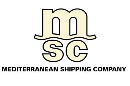 MSC Mediterranean Shipping Company is the number 2 container shipping line and is based in S.A. 12-14, Chemin Rieu - CH-1208, Geneva - Switzerland.
