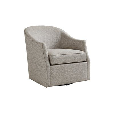 Lexington Ariana Escala Swivel Barrel Chair