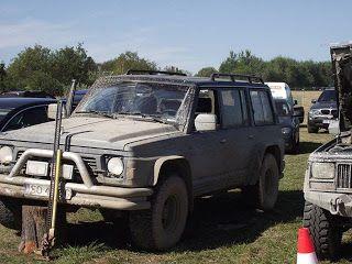 Rafał Ratyński blog: Summer Cars Party 2013, cz.3 - samochody terenowe....