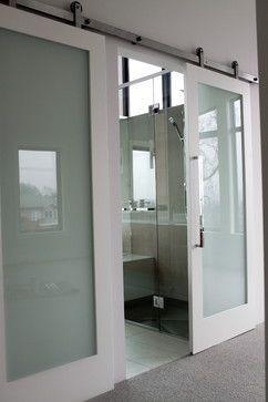 slide door