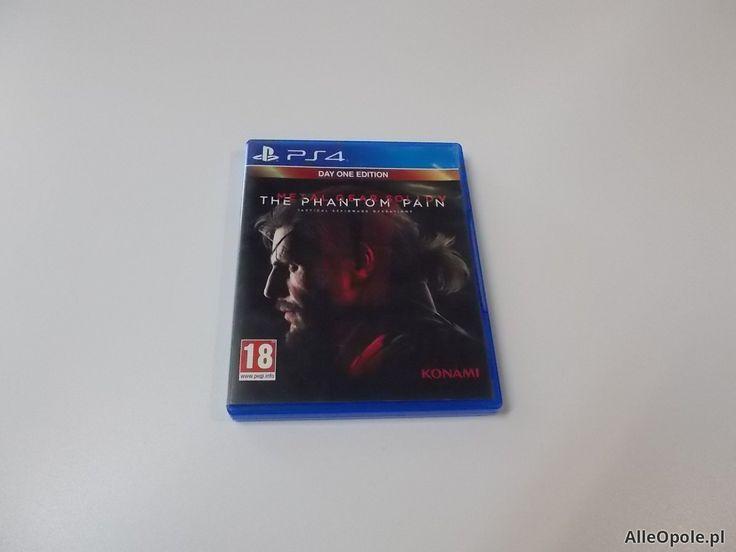 Metal Gear Solid V: The Phantom Pain - GRA Ps4 - Opole 0454 (Opole)