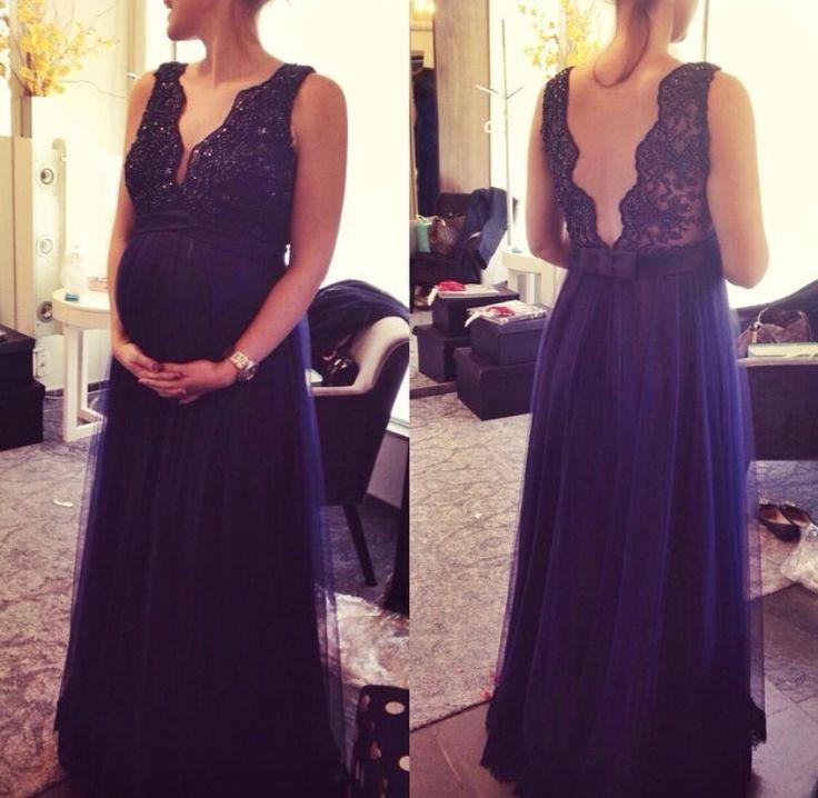 Madrinha grávida