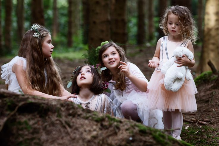 Charming party styles for girls by Leigh Tucker Willow