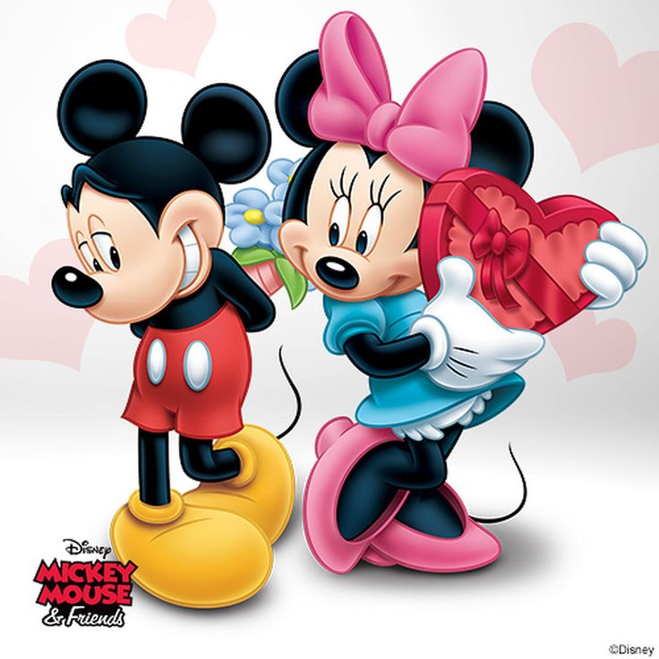 1684 best Minnie Mouse and Mickey images on Pinterest  Alphabet