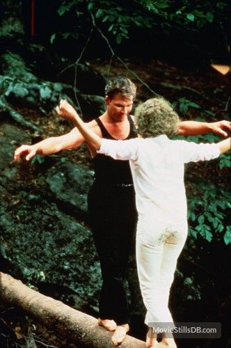 Dirty Dancing... i love this movie too much.