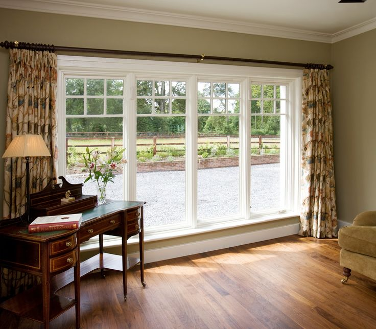 Wooden Casement Windows By Signature Enhance Thermal Efficiency and Style. Learn More.