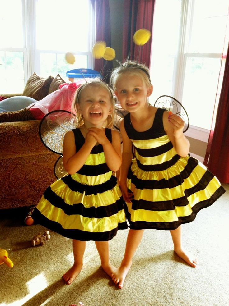 Bumble Bee costumes from TJMaxx
