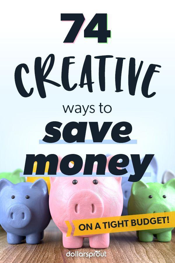 Suchen Sie nach Möglichkeiten, um jeden Monat Geld zu sparen? Wie wäre es mit 74 von ihnen? Yessiree! Wir gingen…   – How to Save Money