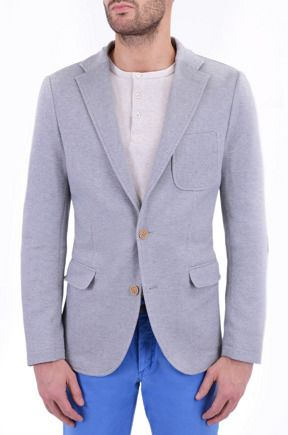 ZEK GREY JACKET