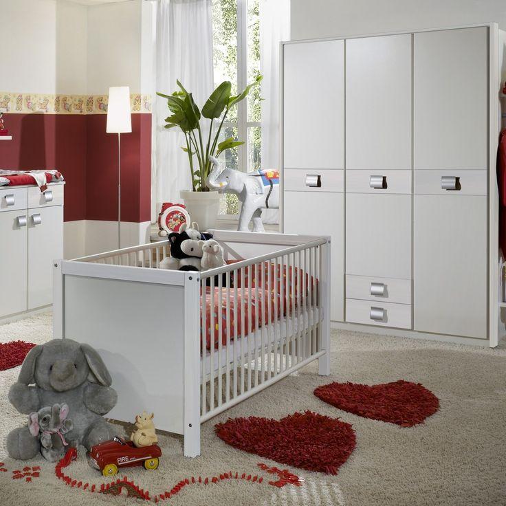 Popular Babyzimmer Jette Babybett x Wei Wimex M bel online g nstig kaufen