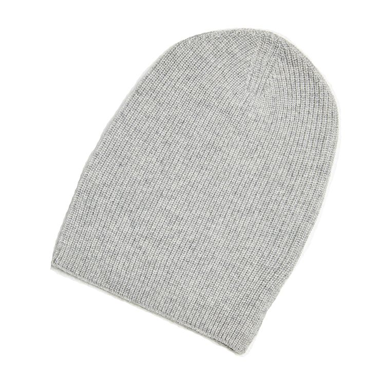 Ribbed Hat - Wild Wool