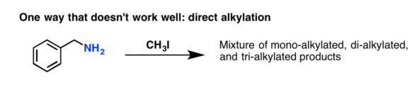 Reductive Amination — Master Organic Chemistry