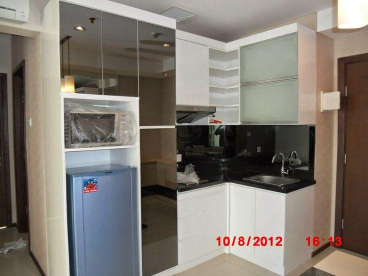 jasa pembuatan kitchen set | CALL : 081283313382