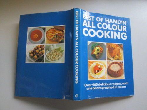 Best of Hamlyn All Colour Cooking - Bibliothèque perso - Vous pouvez retrouver la cuisine familiale et les cours de cuisine par des enfants pour des enfants et des recettes de chaque jours sur le blog de la Cuisine de Mémé Moniq cuisine-meme-moni... #cuisine #livre#food