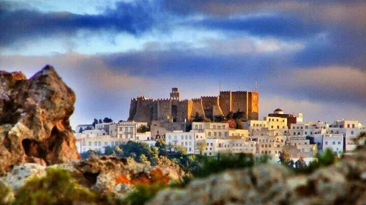 #Aweinspiring #Patmos #Island, #Greece  http://www.cycladia.com/travel-guides-greece/patmos-guide-tips/