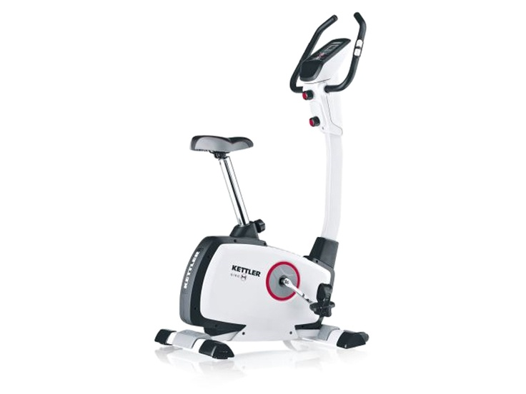 Kettler Giro M Bike - KET0021  Lose weight, increase heart & lung capacity. Get fit & improve body shape.  Features:  - Brake System:  Magnetic - Flywheel:  6kg - Resistance levels:  1-8 levels - Console:  Training computer with 5 functions - Heart rate:  Hand pulse sensors with recovery pulse with fitness rating - Cranks:  3 piece cranks with sealed bearings   For more info visit: http://www.gymandfitness.com.au/kettler-giro-m-bike-ket0021.html