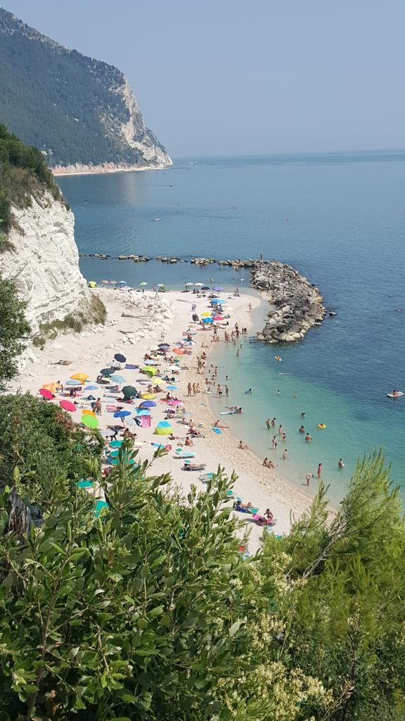 #sirolo #spiaggiaurbani
