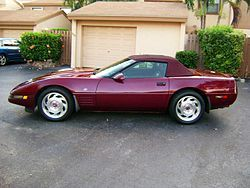 Chevrolet Corvette (C4) - Wikipedia