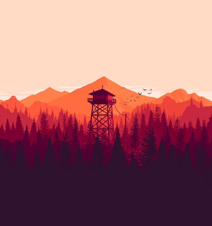 Die wunderschönen Kunstwerke von Illustrator Olly Moss sind das derzeit coolste Spiel der Welt – Digital Arts