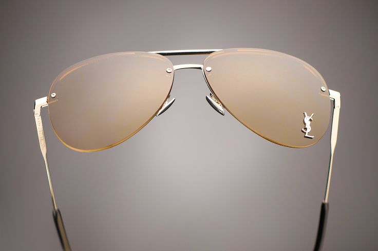 Your sunglasses say it all! Especially when they are YSL!