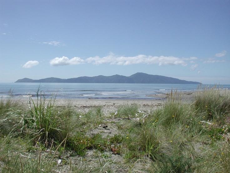Kapiti Island, Paraparaumu, New Zealand
