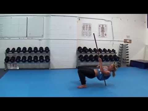 Stick Climb - Bodyweight Movement Pulling - Sydney Strength & Conditioning - YouTube