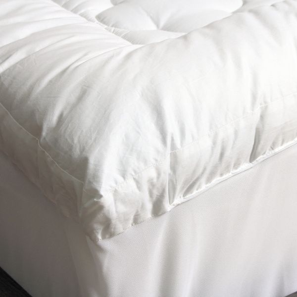 CozyClouds by DownLinens Billowy Clouds Mattress Pad - Overstock Shopping - Great Deals on Mattress Pads