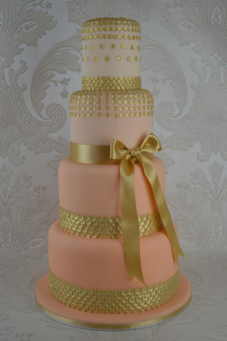 Sequins 3D Lace Mat - Cake Lace Mat By Claire Bowman