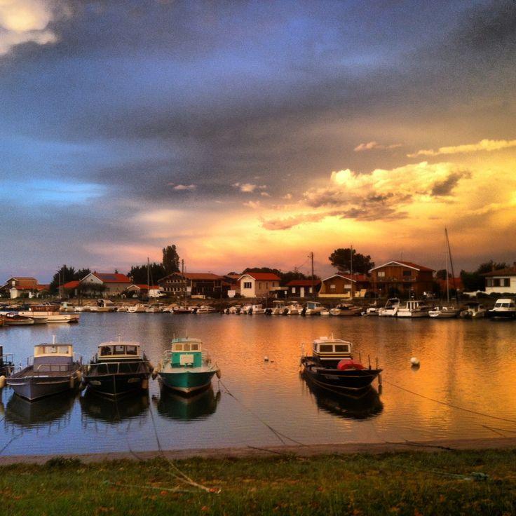 Port de La Teste-de-Buch #bassin #arcachon #port