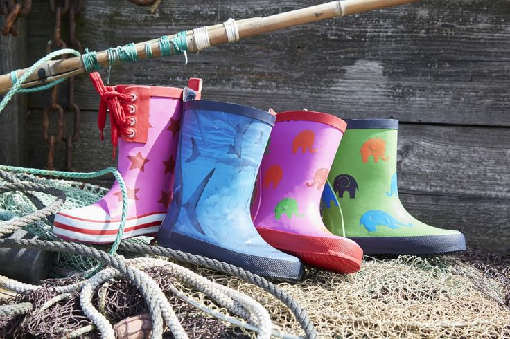 natural rubber boots by CeLaVi from Denmark - available at Lillahopp online shop