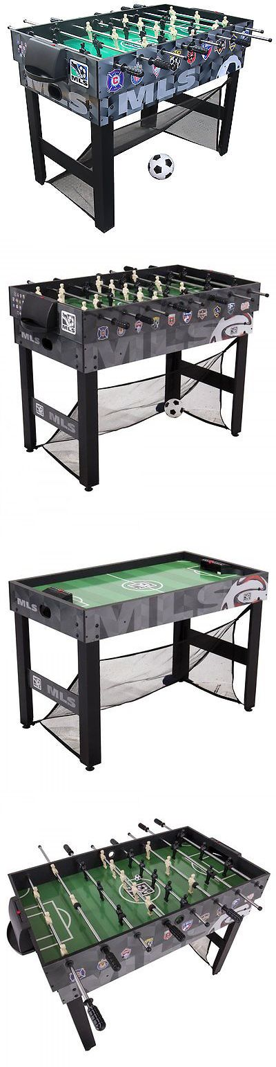 Foosball 36276: Triumph Sports Usa Mls 3-In-1 Soccer Table -> BUY IT NOW ONLY: $112.99 on eBay!