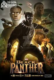 Image result for Black Panther (2018