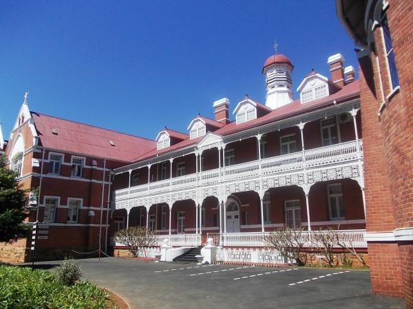 Holy Family College, formerly Parktown Convent, Johannesburg