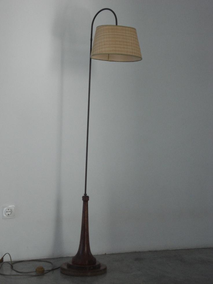 Floor lamp vintage  180,00 euros