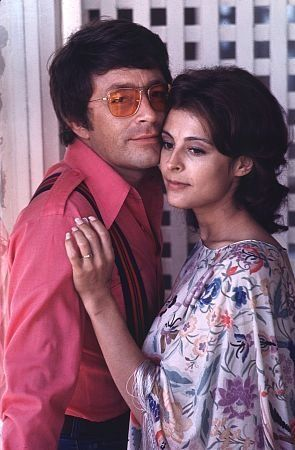 Actors Bill Bixby and wife Brenda Benet. Such a tragic story.... a divorce, the sudden death of their young son, her resulting suicide and later his death from cancer. All gone too soon.