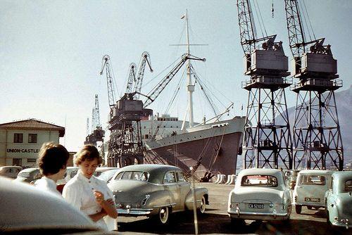 A berth, Duncan Dock, 1958. | Flickr - Photo Sharing!