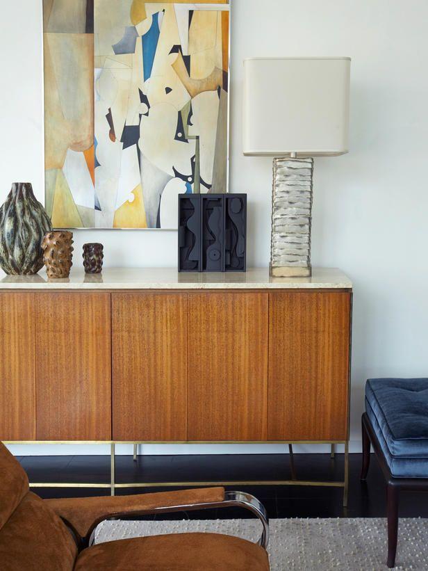 Modern.: Living Rooms, L'Wren Scott, Abstract Art, Architecture Interiors, Design Interiors, Interiors Design, Mid Century, Midcentury, Design Style