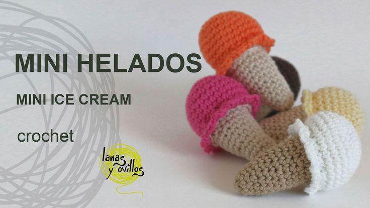 Amigurumi Ice Cream Tutorial : 1000+ images about Amigurumis on Pinterest Free pattern ...