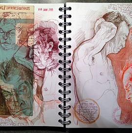 Duncan Cameron Artist | Sketchbooks                                                                                                                                                                                 More