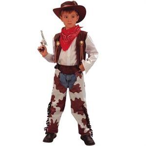 Cowboy udklædning til drenge. Flot cowboy tøj til leg. #cowboy #kostume #temafest