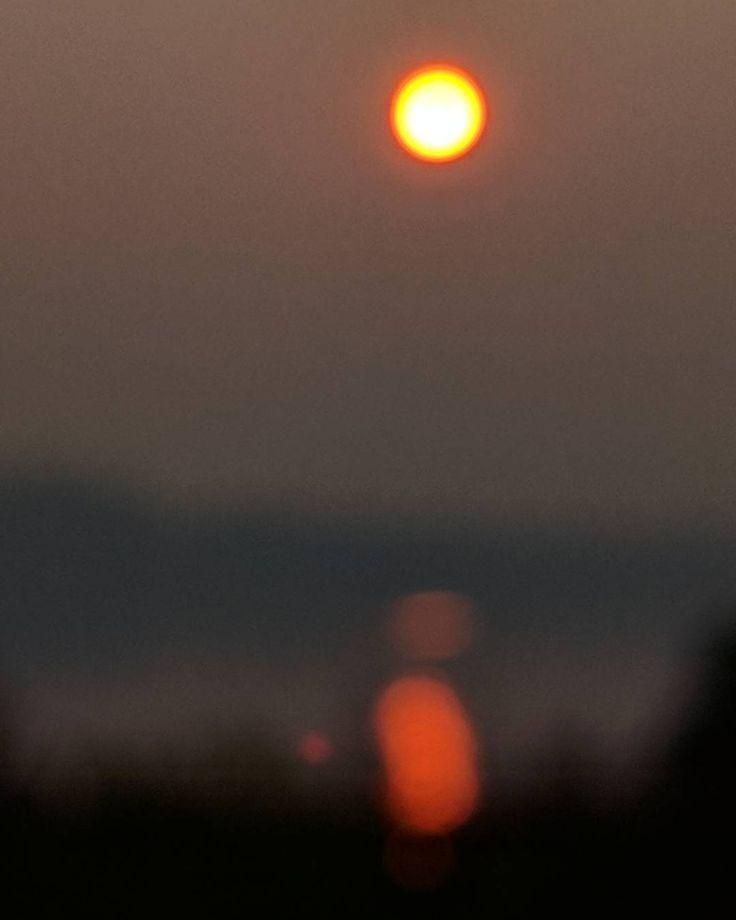 Sunset today.  #sunset #tonight #northwest