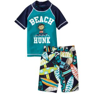 Child Of Mine By Carters Baby Boys 2 Piece Rash Guard And