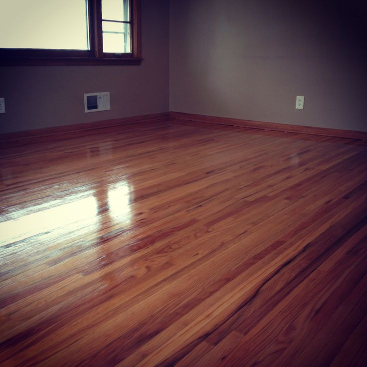 Red Oak Hardwood Floor Refinished By Arneu0027s Floor Sanding  Http://www.arnesfloorsanding