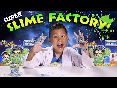 GOOEY LOUIE with EXTRA SLIME!!! Super Messy Louie Brains! - YouTube