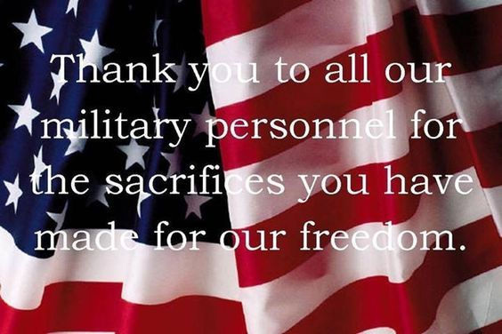 Thank You Military memorial day happy Memorial day! R. Jacobs