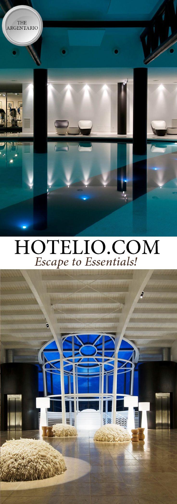 The Argentario Golf Resort and Spa    The luxury resort…